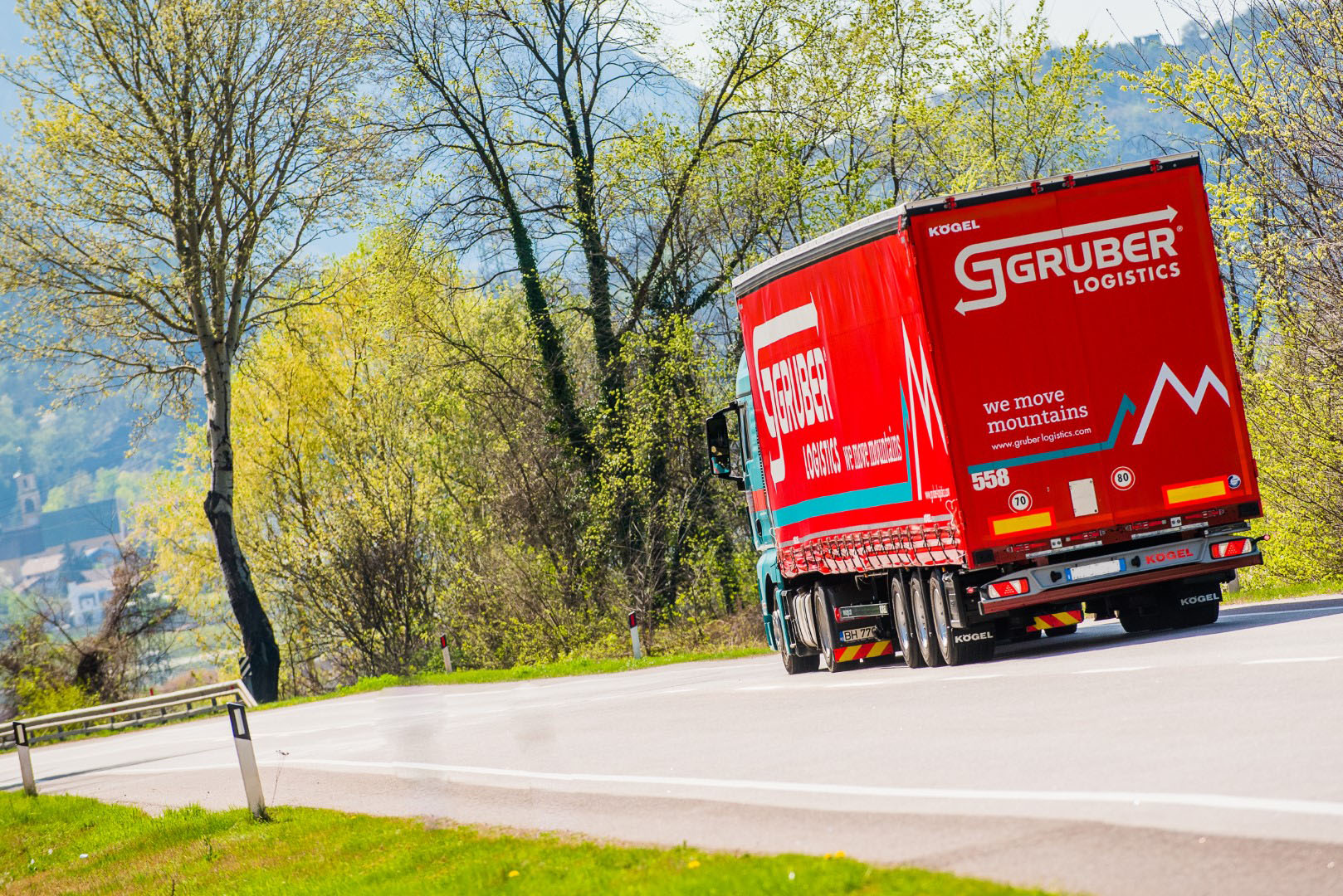 GRUBER Logistics potenzia i servizi di groupage e di trasporto a carico parziale