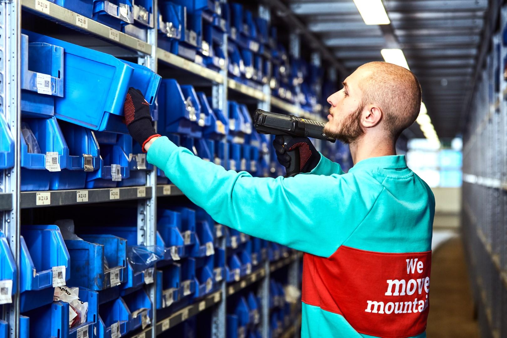 MGL1140bea - LOX – Logistics services