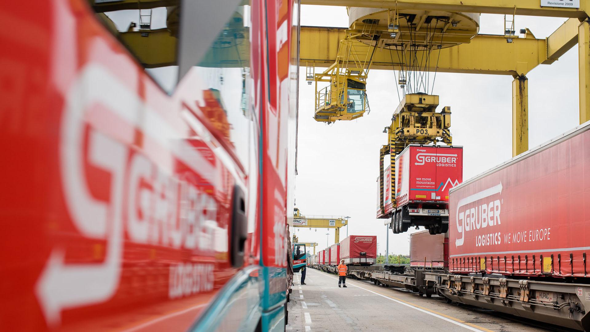 Die neue Bahnverbindung zwischen Kreuztal und Verona für intermodalen Verkehr