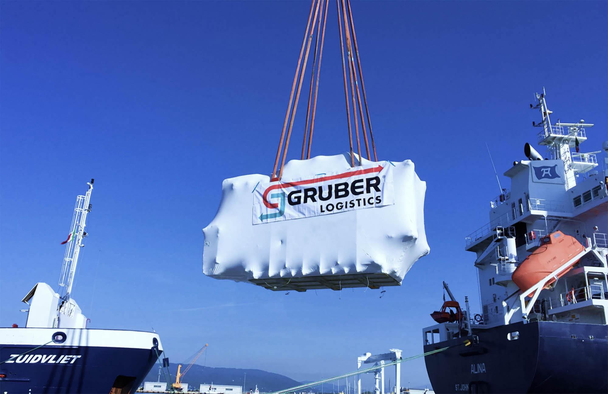 carico trasporto via mare