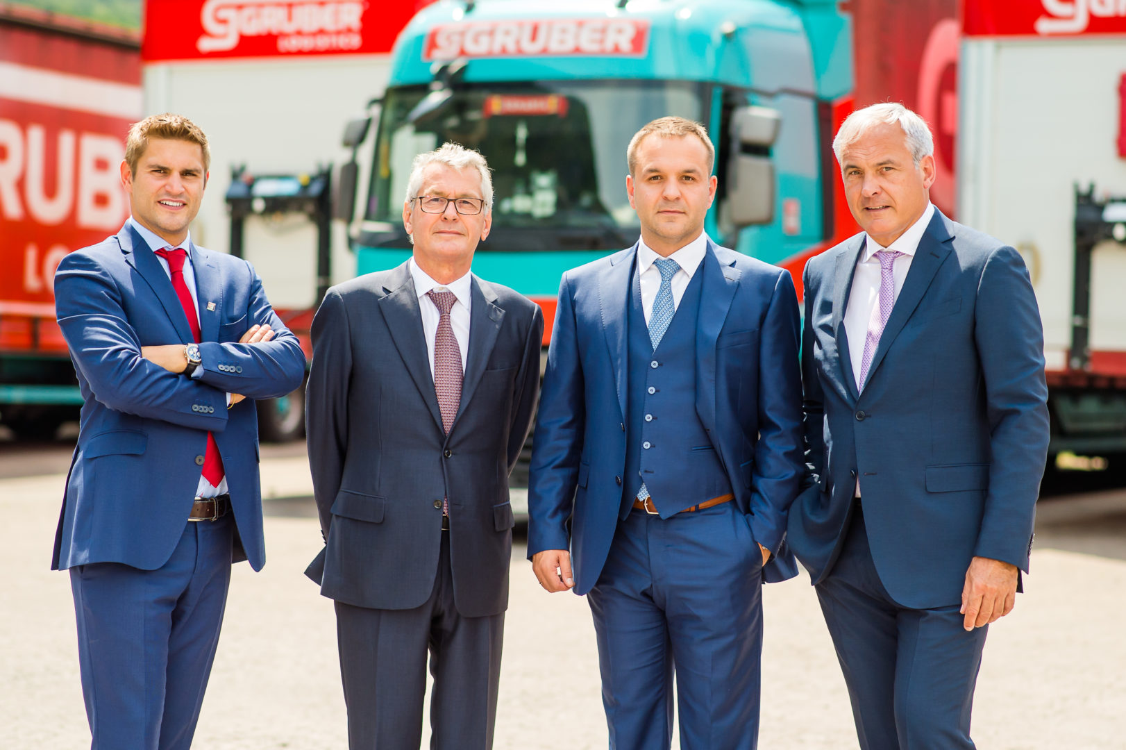 GRUBER Logistics closes 2018 with a turnover of 344 million euros